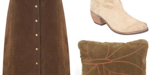 Как ухаживать за замшей в домашних условиях