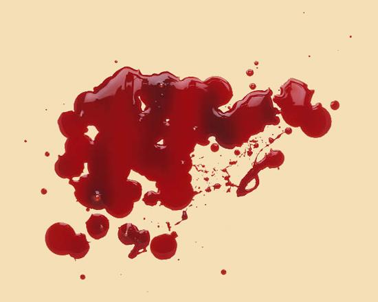 Как отстирать пятна крови на одежде