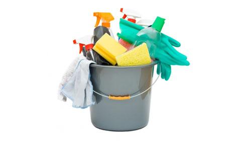 как мыть потолки