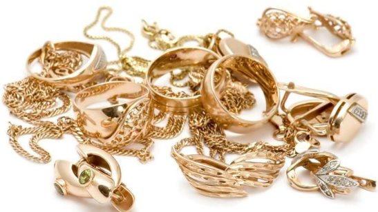 Как почистить золото, чтобы блестело в домашних условиях