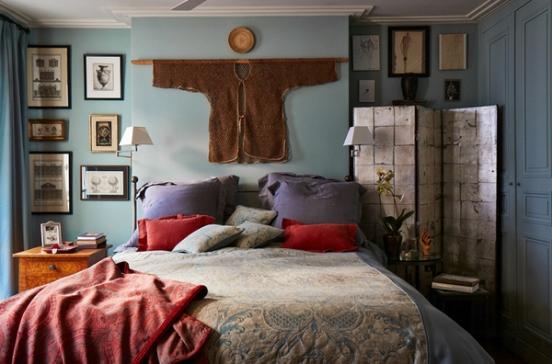 Спальня в китайском стиле фото