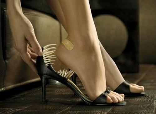 Как растянуть обувь в домашних условиях - Все буде добре